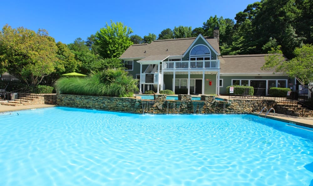 Pool at The Berkshires at Vinings
