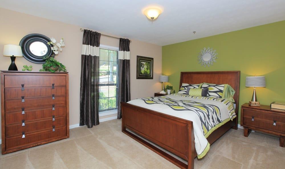 Bedroom in Smyrna GA