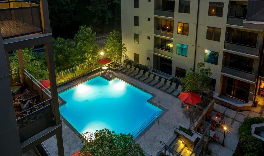 Swimming pool in Atlanta