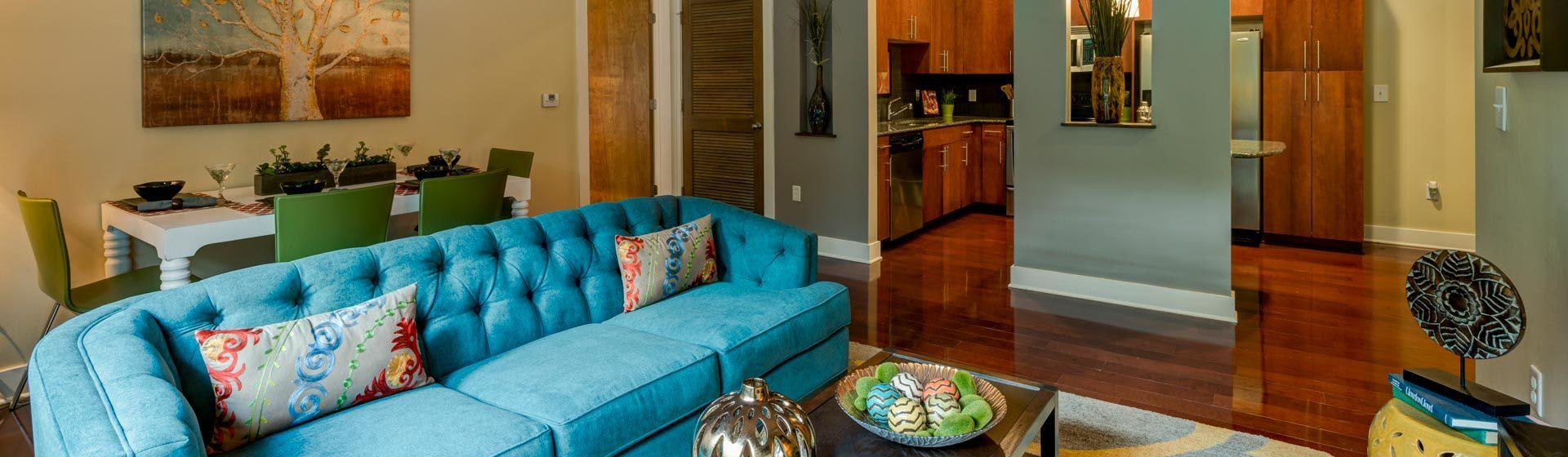 Luxury 1 2 bedroom apartments in atlanta ga eon at - 1 bedroom apartments in atlanta under 400 ...