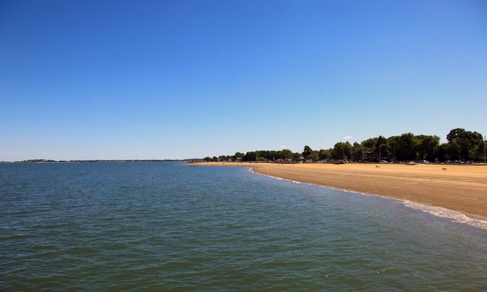 Beaches near Quincy Apartments