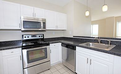 Quincy apartments offering a variety of amenities