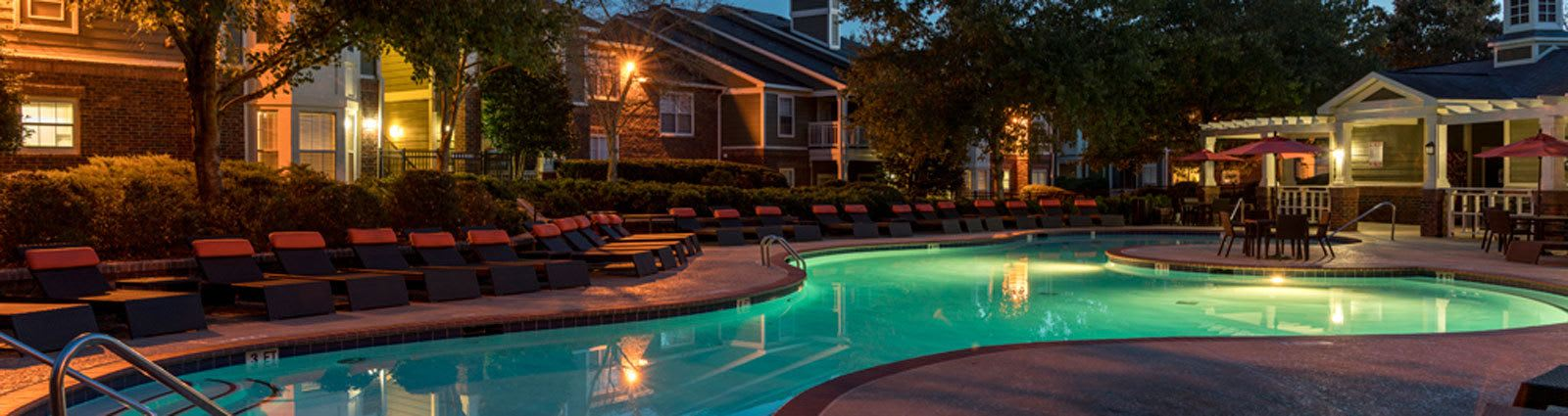 View photos of our luxury apartments in Franklin