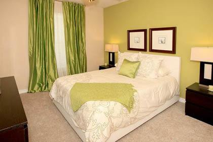 Franklin apartments offering spacious bedrooms