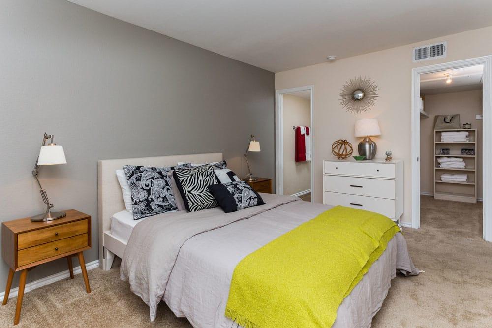 Bedroom at Bayou Park
