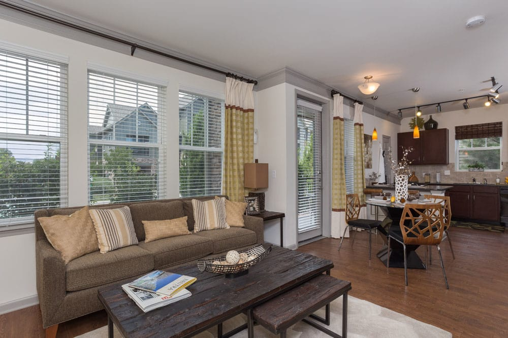 Littleton apartments offer exquisite amenities