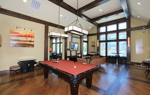 Community amenities at our apartments in Littleton