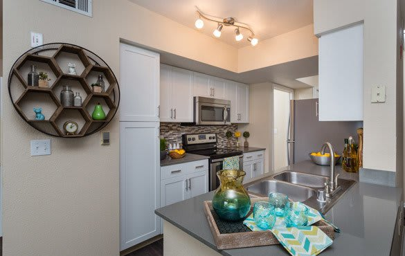 Bright Kitchens Available at Dakota Ridge