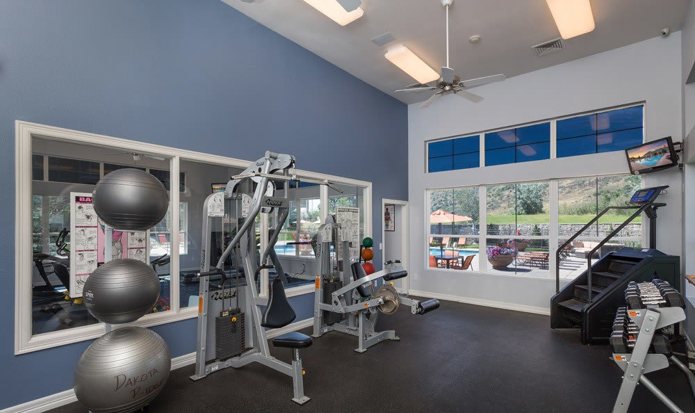 Fitness Center at Dakota Ridge in Littleton