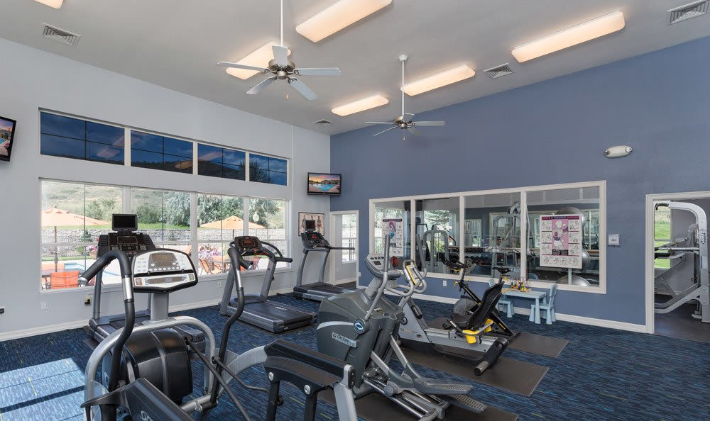 Large Fitness Room at Dakota Ridge in Littleton