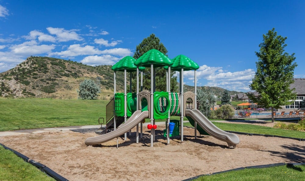 Kids Playground at Dakota Ridge