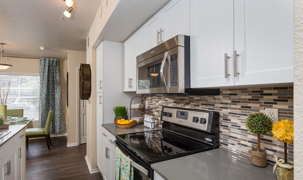 Dakota Ridge Apartments Features beautiful Kitchens