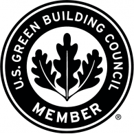 US green building council emblem