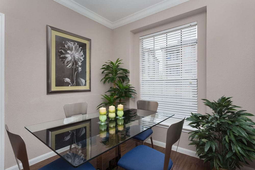 Dining Area at Greenbriar Park