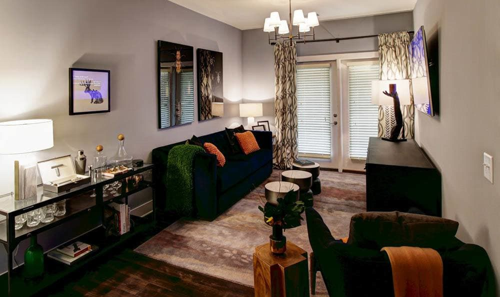 Living is comfortable and luxurious at our apartments