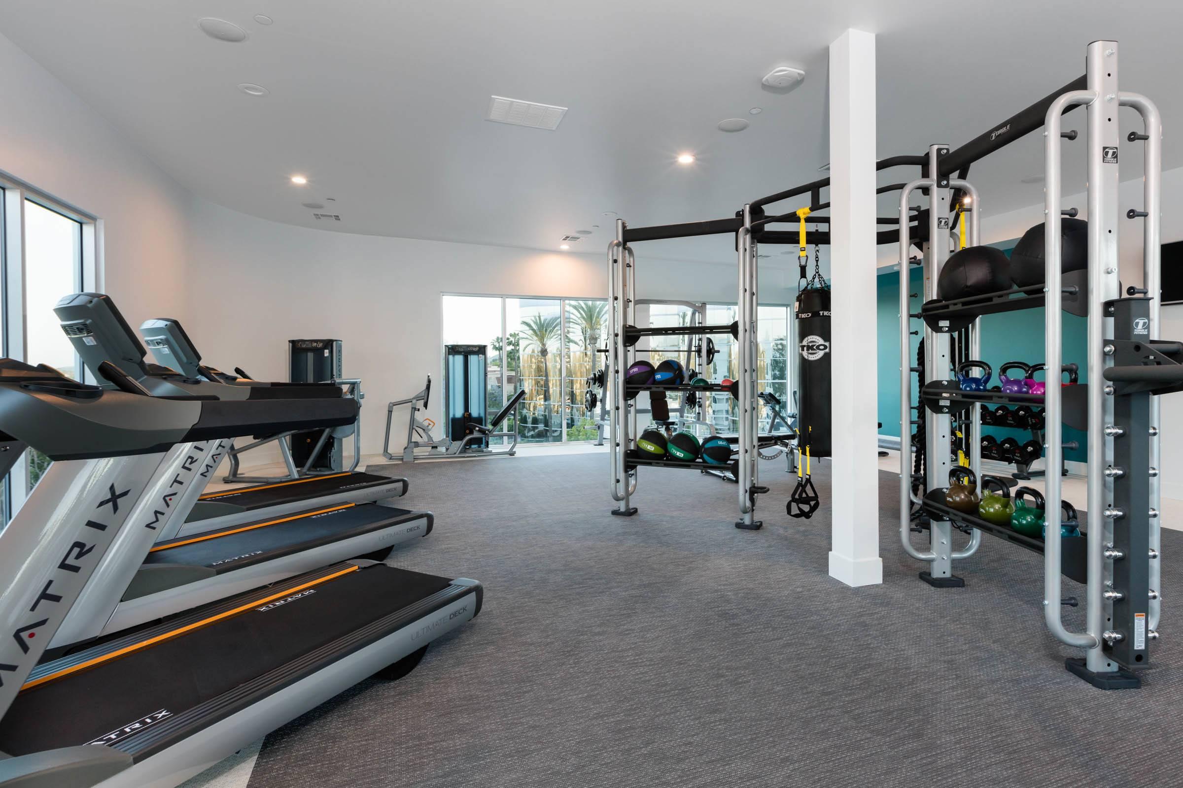 Skye at Laguna Niguel fitness center
