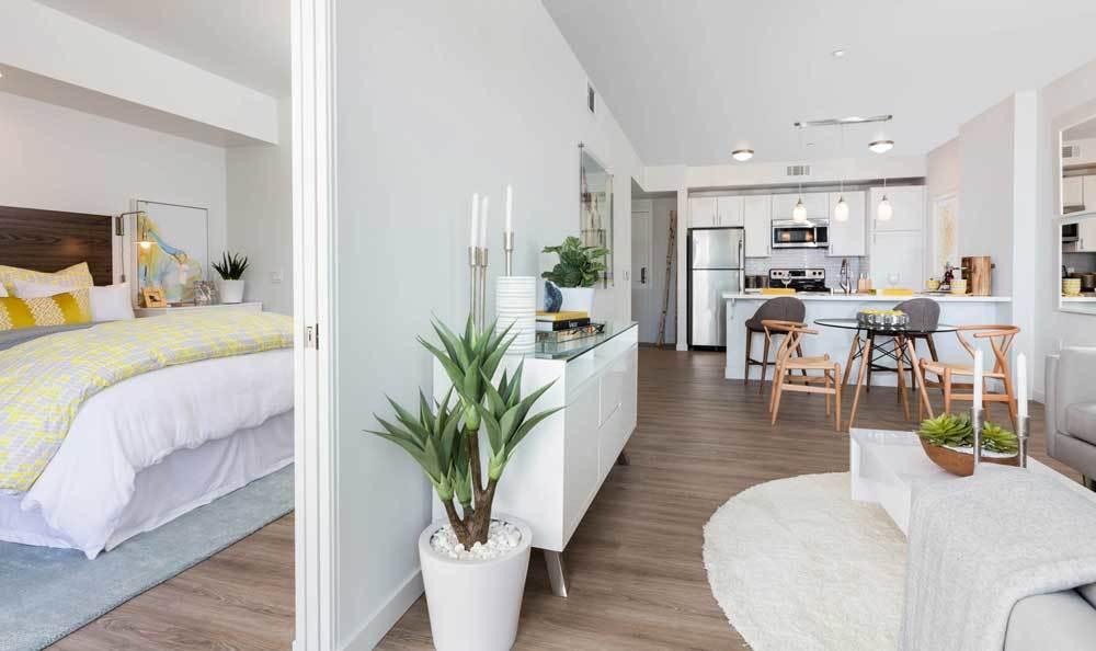 Skye at Laguna Niguel has open floor plans
