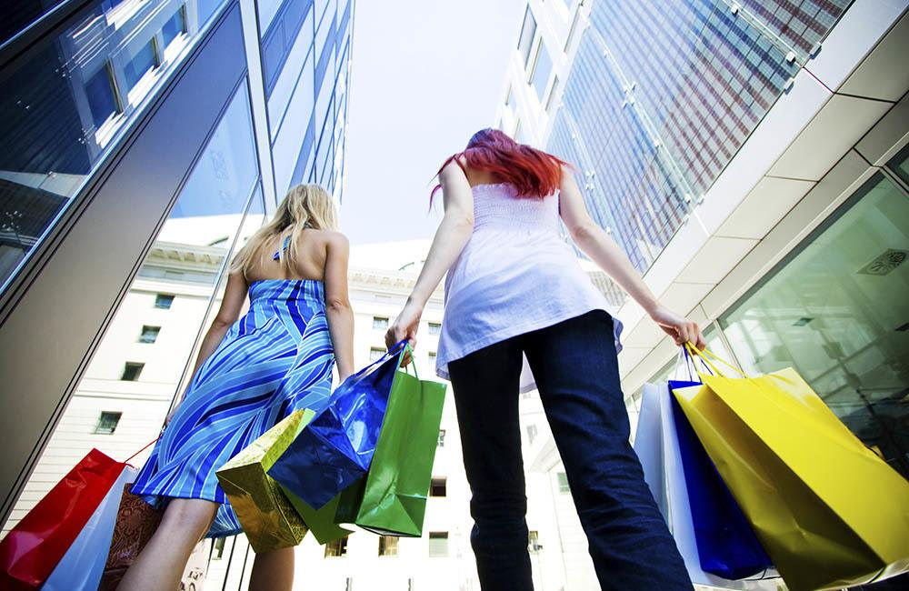 Shopping is close to our luxury apartments