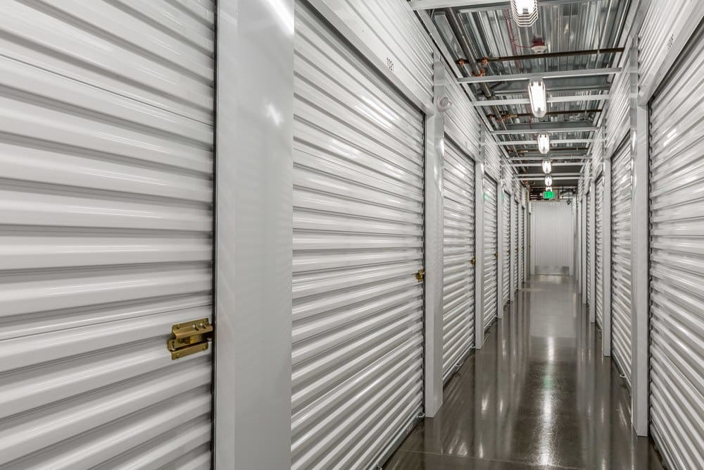 Clean interior units at Redmond Ridge Self Storage in Redmond