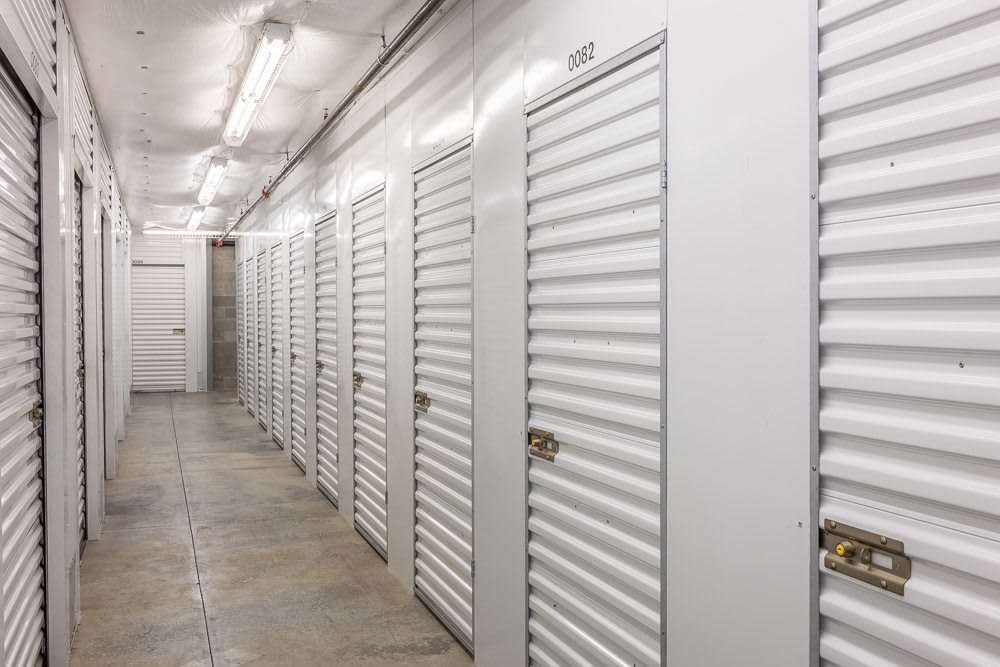 Safe and secure self storage in Seattle, Washington.