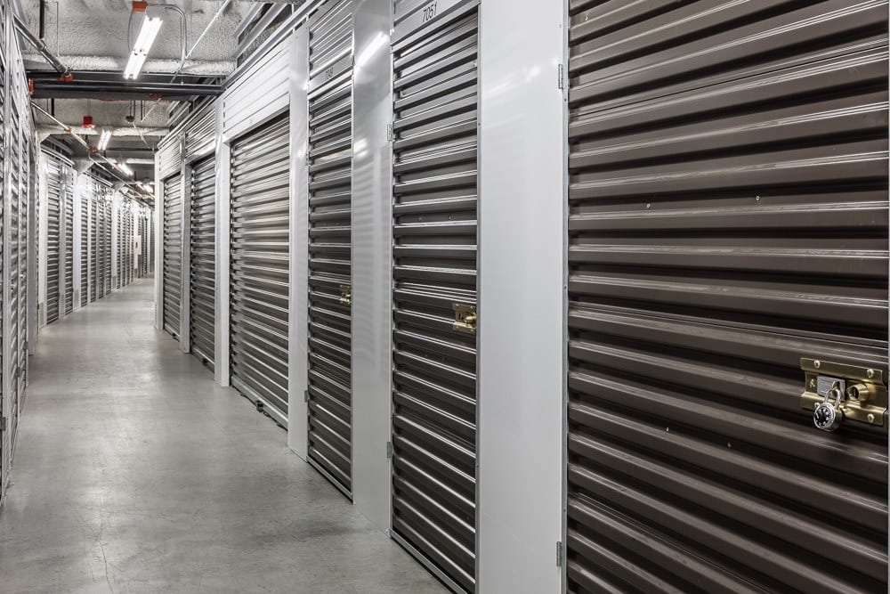 Secure storage units in Seattle, WA