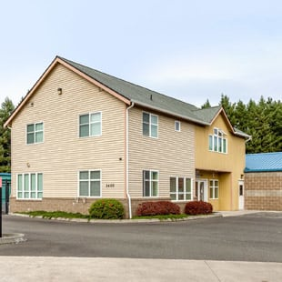 find the best self storage in DuPont, WA