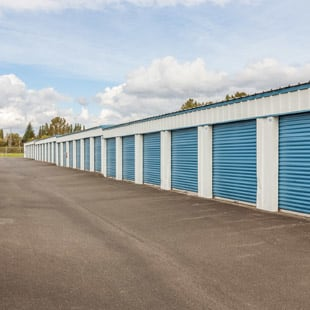 Ferndale, WA self storage facility