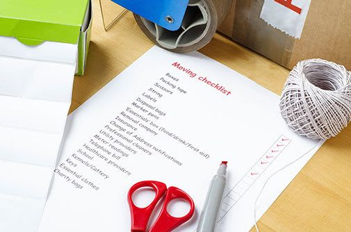 Keep a checklist to make self storage a breeze in Seattle, WA.