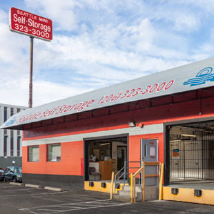 self storage facility in Rainier Valley Seattle, WA