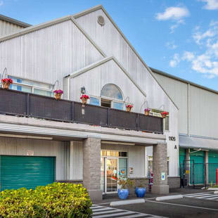 find the best self storage in Renton, WA