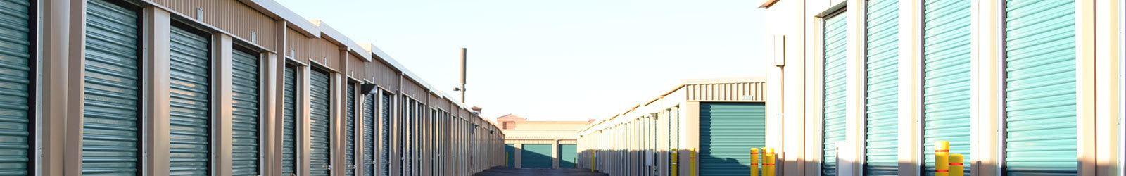 Self storage in Albuquerque, NM provides secure units.