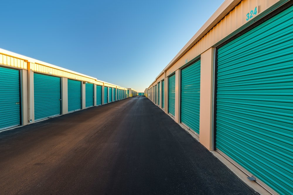 Clean storage units in Albuquerque
