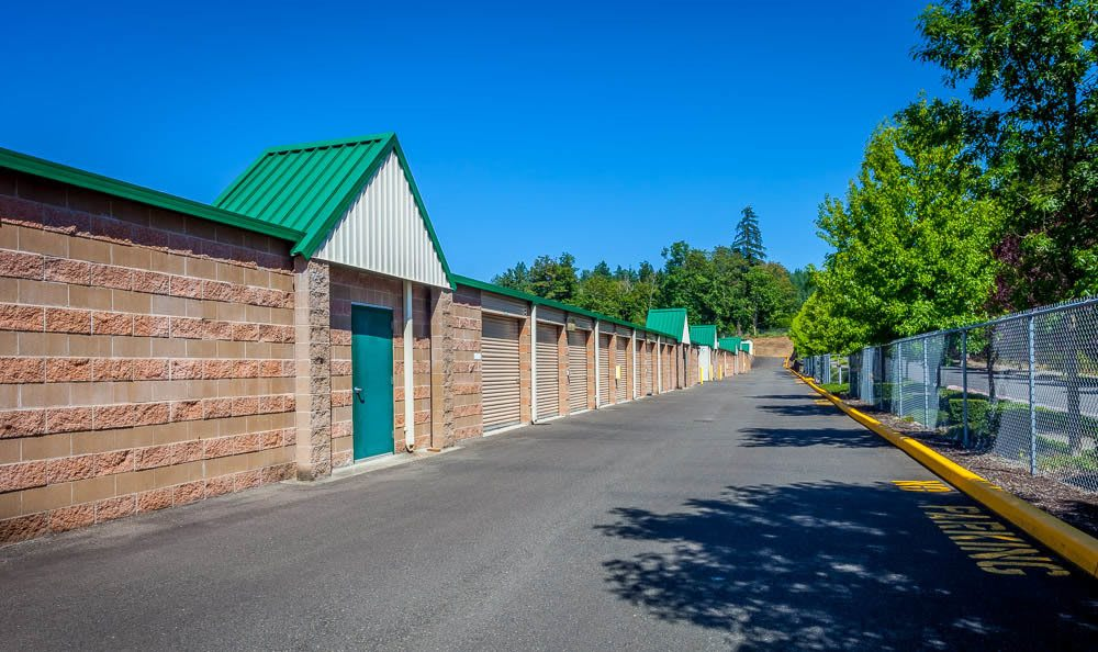 Easy access to exterior storage in Maple Valley, WA.