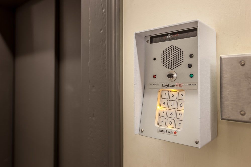 Your belongings are secured with out digital keypads at our storage facility in Seattle, WA.