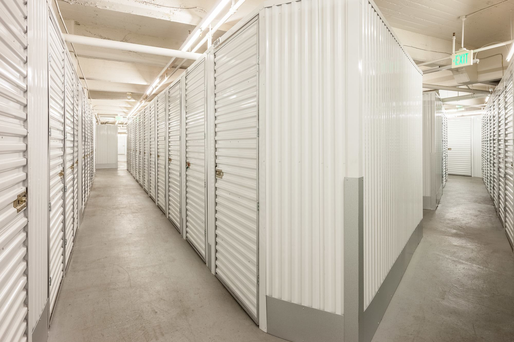 We offer various sizes of storage units in Seattle, WA.