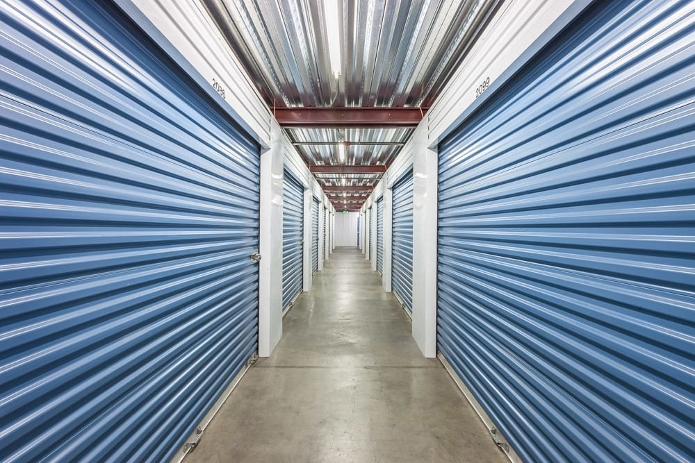 Interior units throughout our self storage facility in Seattle, WA.