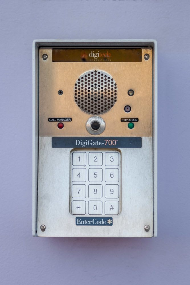 We offer secure keypad access for our facility in Seattle, Washington.