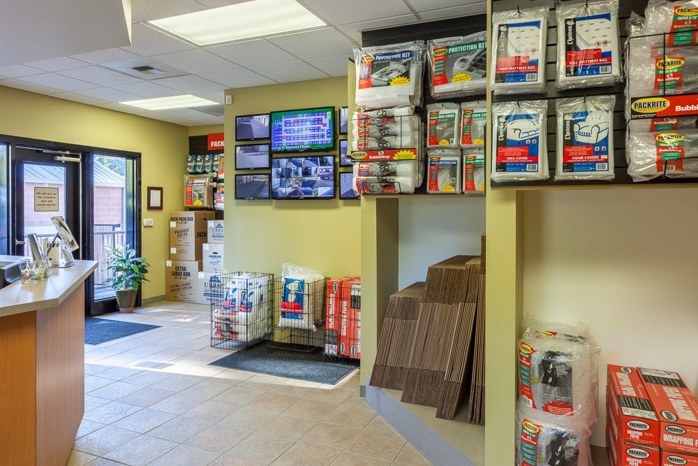 All of the packing supplies you would need at our self storage facility in Mill Creek, WA.
