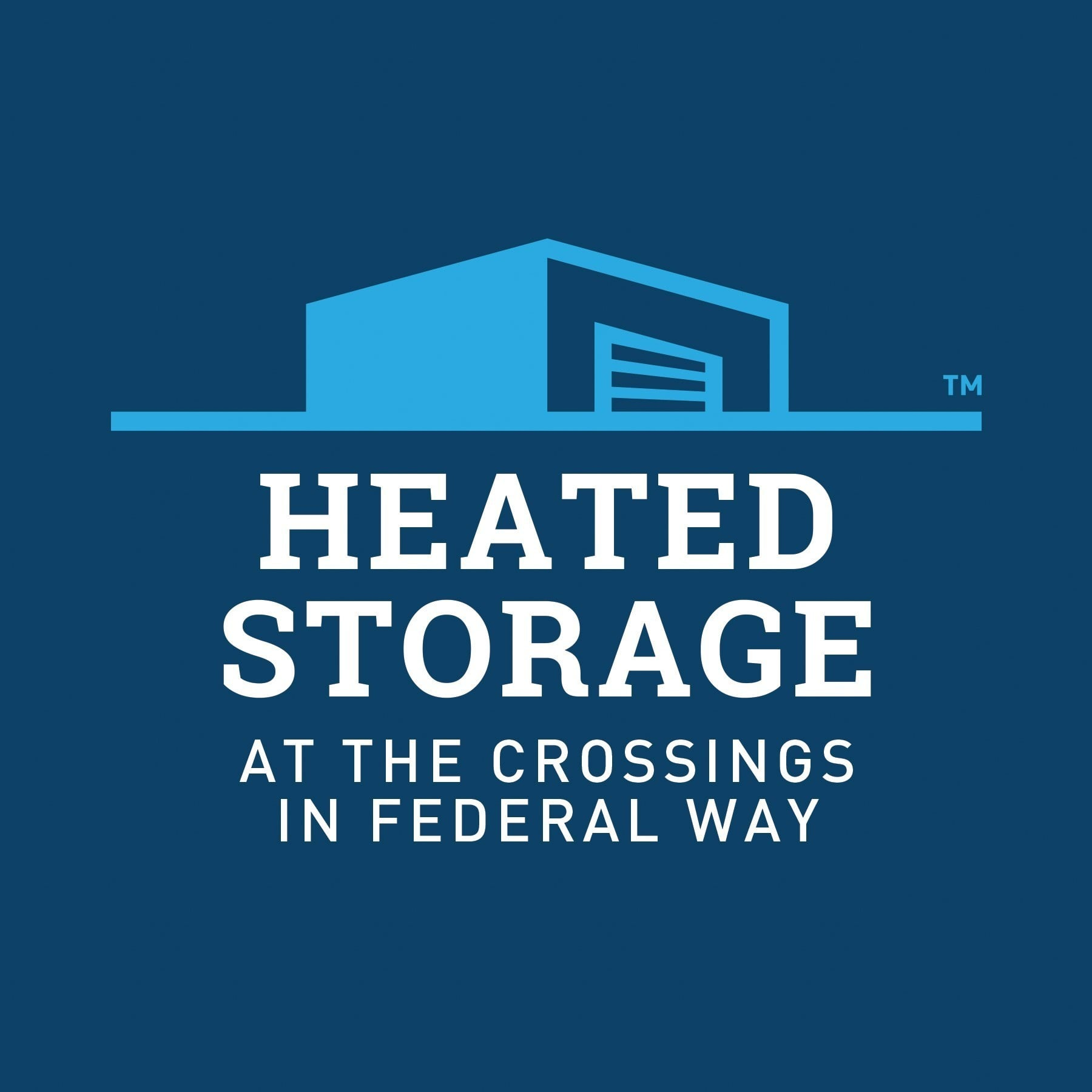Heated Storage at the Crossings in Federal Way