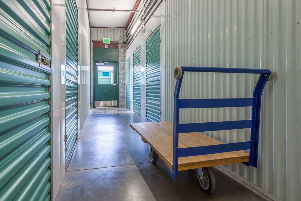 Dolly to help make self storage simple in Bainbridge Island, WA