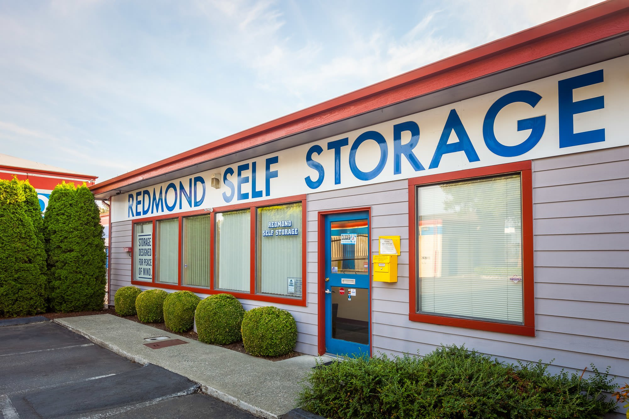 Genial Self Storage For All Of Your Needs In Redmond, WA