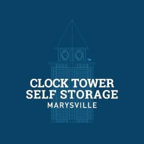 Merveilleux Clock Tower Self Storage   Marysville