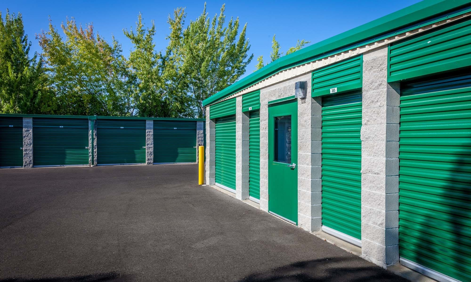 Self storage for all of your needs in Auburn, WA