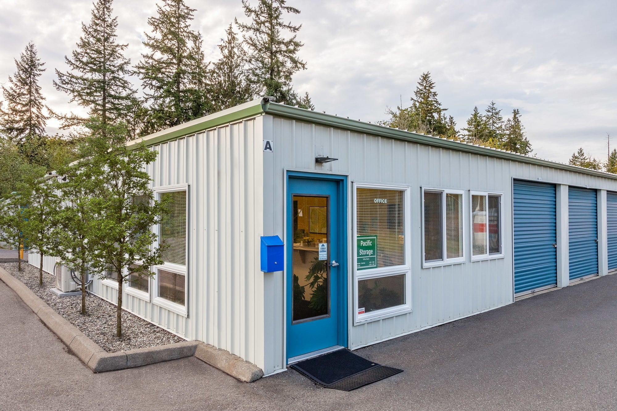 Self storage for all of your needs in Poulsbo, WA