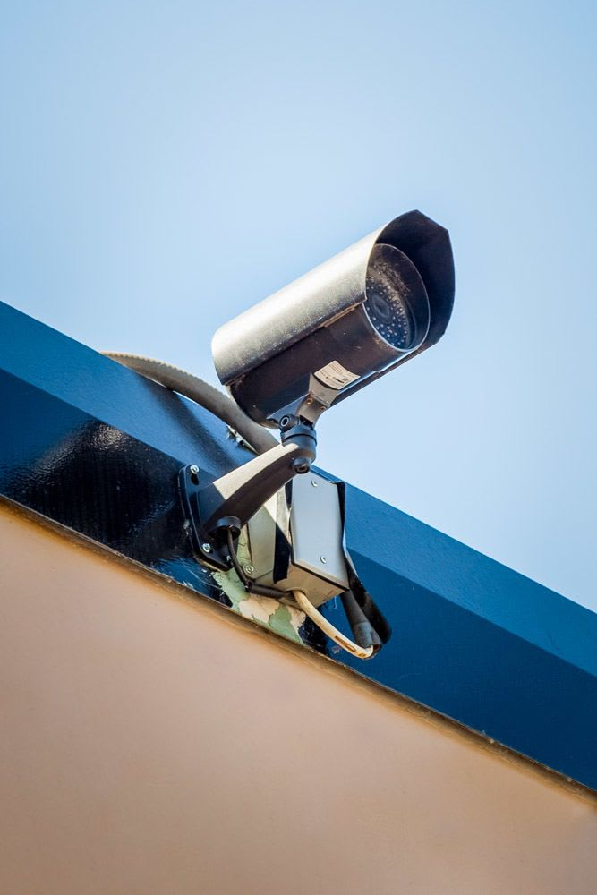 Security cameras to keep an eye on your self storage in Kent, WA