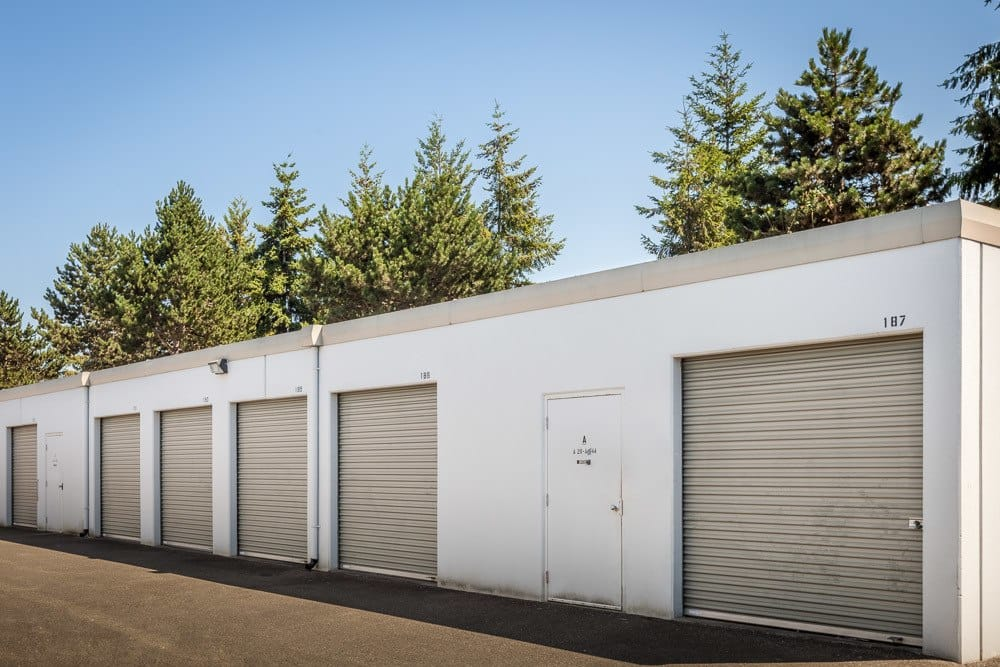 Many self storage units to fit all your needs in Kent, WA