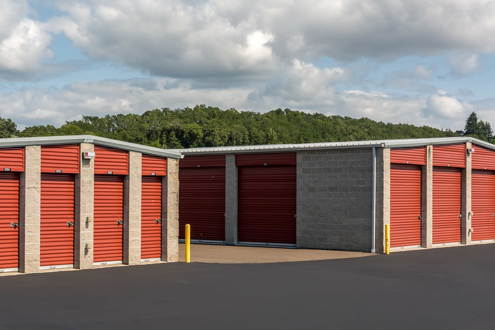 Large, spacious, and easily accessible self storage units in Philomath, OR