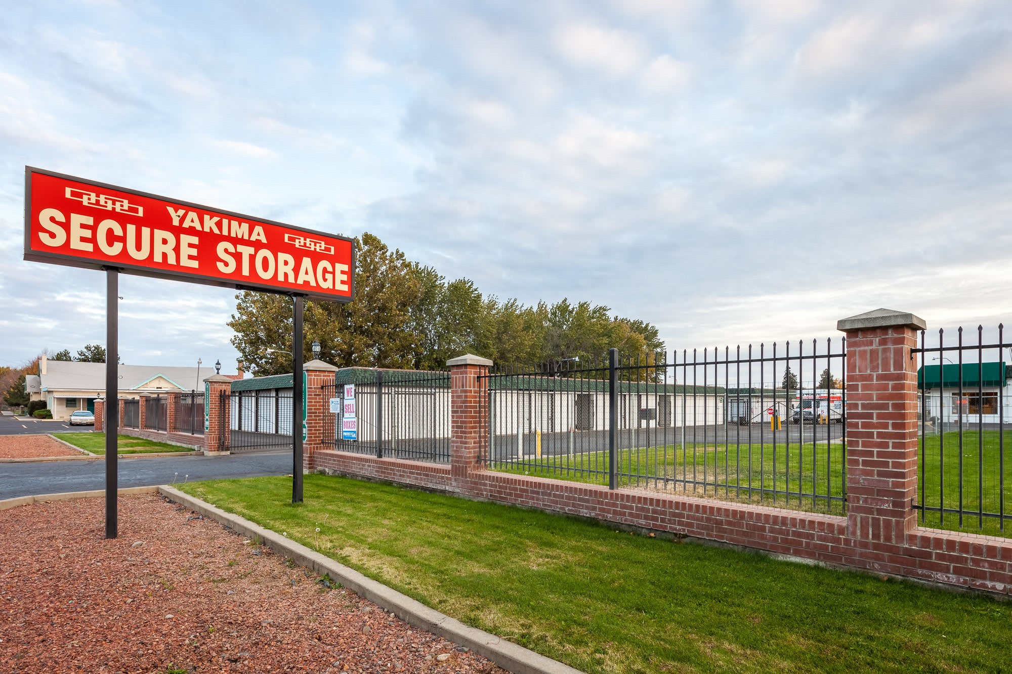 Self storage for all of your needs in Yakima, WA