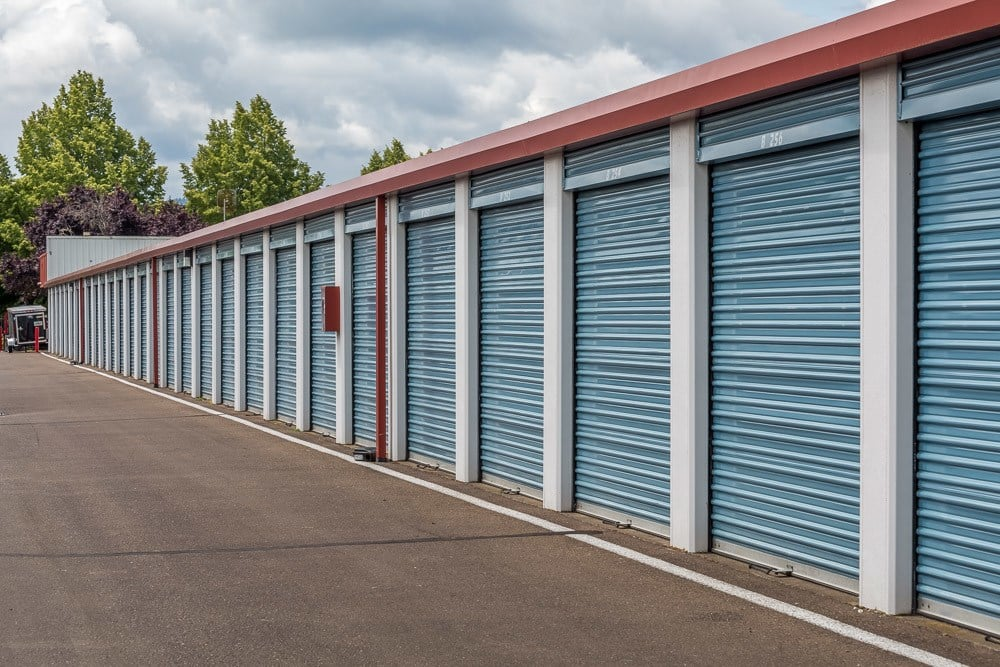 Exterior self storage units to handle all of your self storage needs in Corvallis, OR