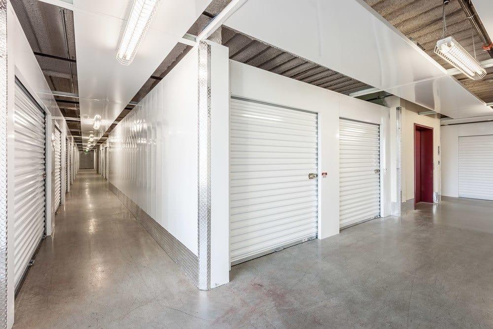 Interior self storage units in Issaquah, WA